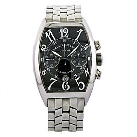 Franck Muller Casablanca Chronograph 2000L 40mm Mens Watch