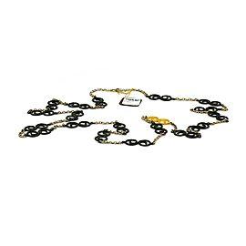 Gurhan Vortex 24K Yellow Gold, Sterling Silver Necklace