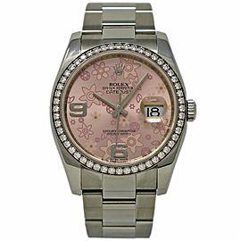 Rolex Datejust 116244 36mm Womens Watch