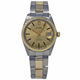 Tudor Oysterdate 9071/3 34mm Mens Watch