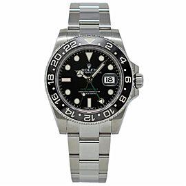 Rolex GMT-Master II 116710 40mm Mens Watch