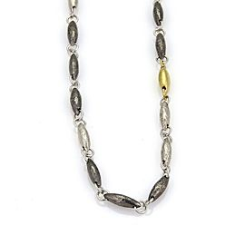 Gurhan ORB 24K Yellow Gold, Sterling Silver Necklace