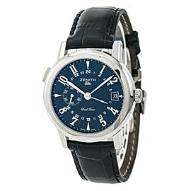 Zenith Elite 01/02.0451.682 38mm Mens Watch