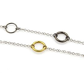 Gurhan HOOPLA 24K Yellow Gold, Sterling Silver Necklace