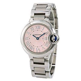 Cartier Ballon Bleu 3009 28mm Womens Watch