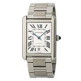 Cartier Tank Solo W5200028 31mm Mens Watch