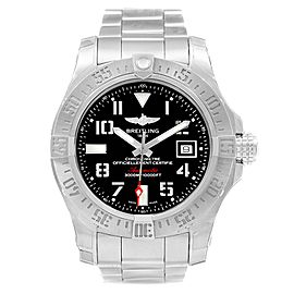 Breitling Aeromarine A17331 45mm Mens Watch