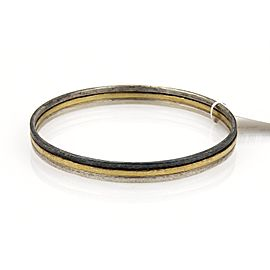 Gurhan Skittle 24K Yellow Gold, Sterling Silver Bracelet