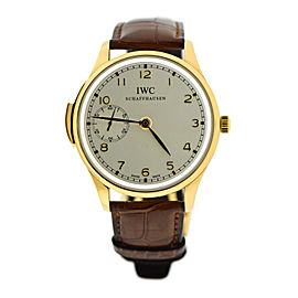 IWC Portuguese 5242 43mm Mens Watch