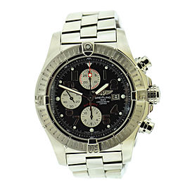 Breitling Super Avenger A13370 48mm Mens Watch