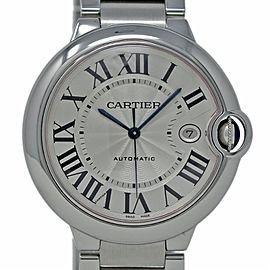 Cartier Ballon Bleu W69012Z4 42.0mm Womens Watch