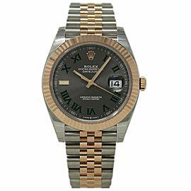 Rolex Datejust 126331 41.0mm Mens Watch