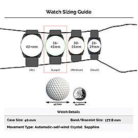 Breitling Superocean A17340 40mm Womens Watch