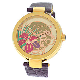 Versace Mystique Hibiscus I9Q80D2HI-S009 Quartz 38MM Watch