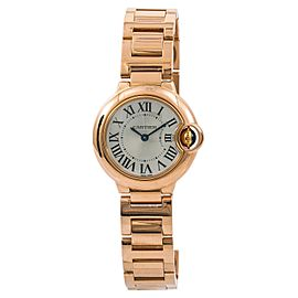 Cartier Ballon W69003Z2 28mm Womens Watch