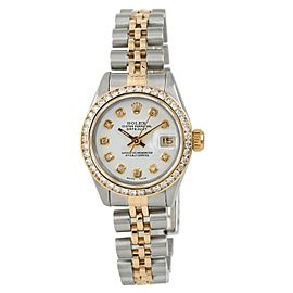 Rolex Datejust 69173 29mm Womens Watch