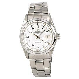 Rolex Date 1500 Vintage 37mm Mens Watch