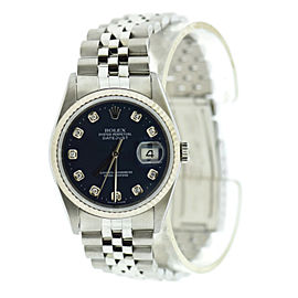 Rolex Datejust 16234 36mm Unisex Watch