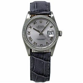 Rolex Datejust 16234 VIntage 36mm Mens Watch