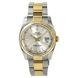 Rolex Datejust 116233 38mm Mens Watch