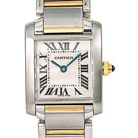 Cartier Tank Francaise W51007Q4 23.5mm Womens Watch