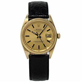 Rolex Date 1503 Vintage 34mm Unisex Watch