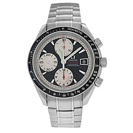 Mens Omega Speedmaster 3210.51 Steel Chronometer 40MM Automatic Watch