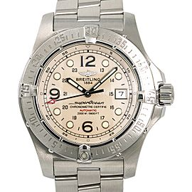 Breitling Superocean A17390 44mm Mens Watch
