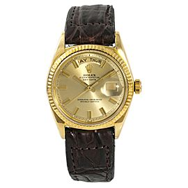 Rolex Day-Date 1803 Vintage 39mm Mens Watch