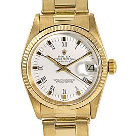 Rolex Datejust 6827 Vintage 30mm Womens Watch