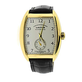 Wempe Glashutte 37mm Mens Watch