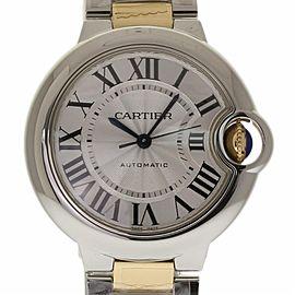 Cartier Ballon Bleu W2BB0022 33mm Womens Watch
