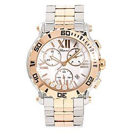 Chopard Happy Sport 288499-6002 42mm Womens Watch