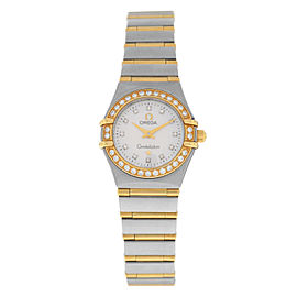 Omega Constellation 795.1203 22mm Womens Watch