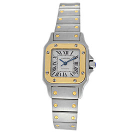 Cartier Santos 2423 24mm Womens Watch