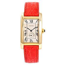 Cartier Americaine 811905 24mm Mens Watch
