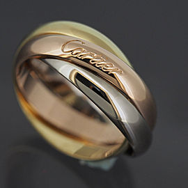 Cartier Trinity Ring Size 5.75
