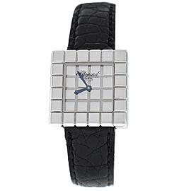 Chopard Leather 22mm Womens Watch