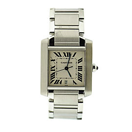 Cartier Tank 2302 28mm Womens Watch