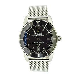 Breitling Superocean Heritage II B20 Stainless Steel Watch AB202012