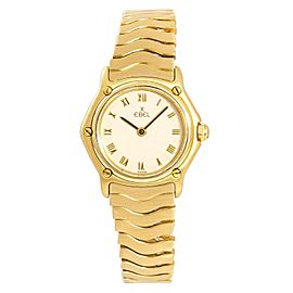 Ebel Wave 866901 23mm Womens Watch