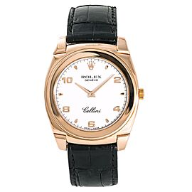 Rolex Cellini 5330 36mm Mens Watch