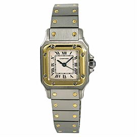 Cartier Santos Galbee 1170902 24mm Womens Watch