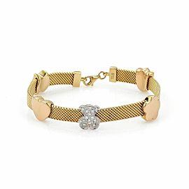 Tous Diamond Bracelet