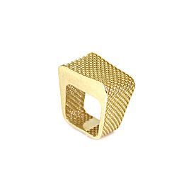 14K Yellow Gold Ring Size 6.5