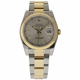 Rolex Datejust 116203 36mm Mens Watch