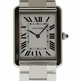 Cartier Solo W5200014 34.0mm Mens Watch