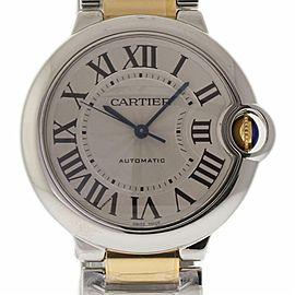 Cartier Ballon W2BB0012 36.0mm Mens Watch