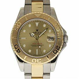 Rolex Yacht-Master 168623 35.0mm Unisex Watch
