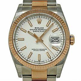 Rolex Datejust Oyster 36.0mm Mens Watch